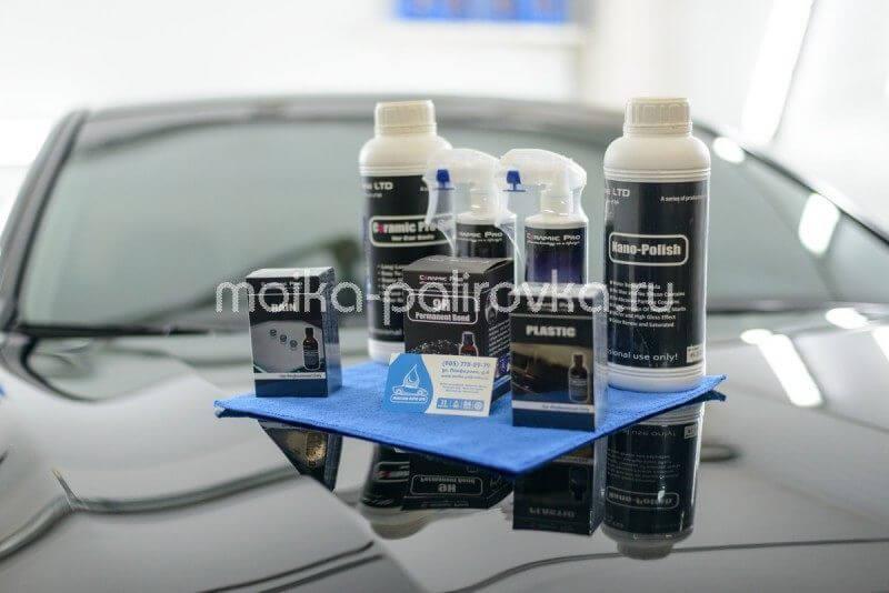 Полировка кузова автомобилей